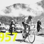 BATTI UN CINQUE – 1957, IL PRIMO TOUR DI ANQUETIL