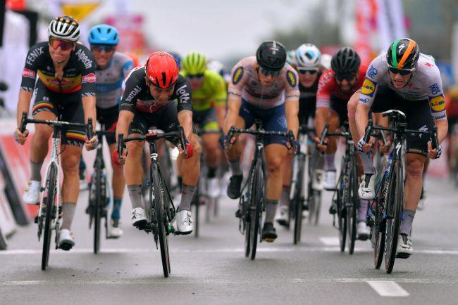 Ewan vince la prima tappa del Tour de Wallonie (Getty Images)