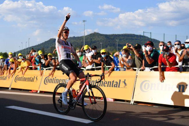 La seconda vittoria di Søren Kragh Andersen al Tour de France 2020 (Getty Images Sport)